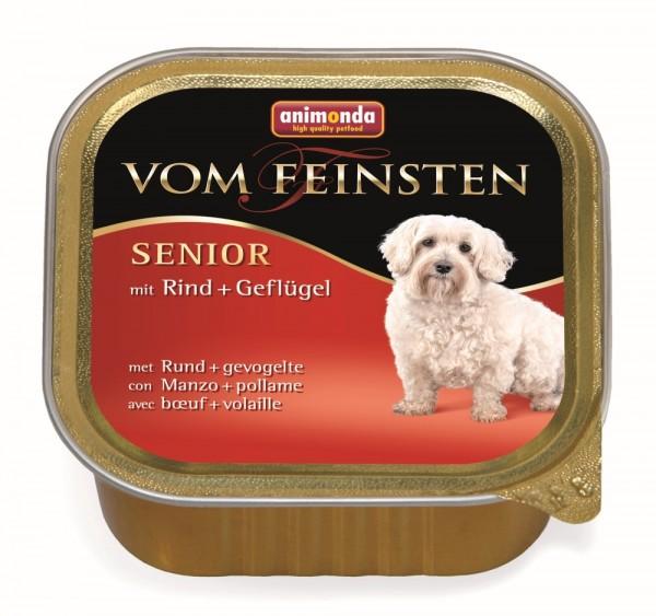 Animonda vom Feinsten Senior Rind & Geflügel 150g