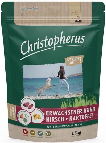 Allco Christopherus Hirsch und Kartoffeln 1,5kg