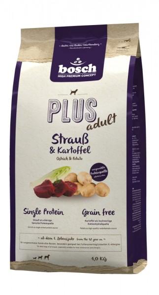 Bosch PLUS Strauß & Kartoffel 1 kg
