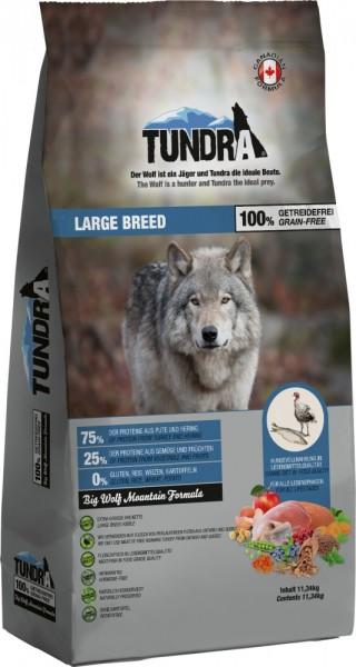 Tundra Hirsch, Ente & Lachs - Grizzly Creek 11,34kg
