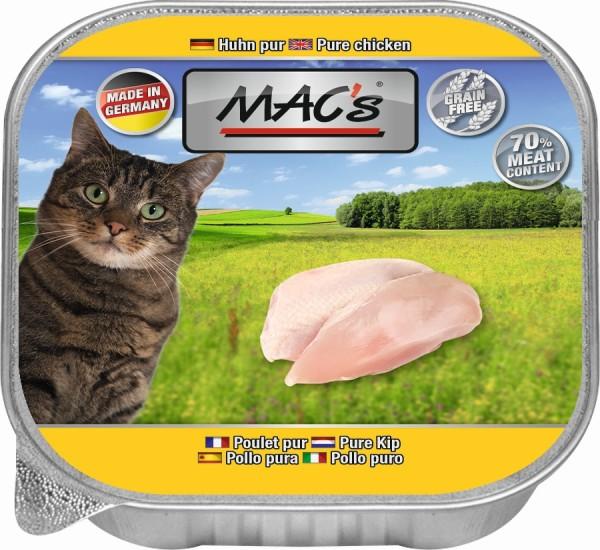 Macs Cat Huhn PUR 85gS