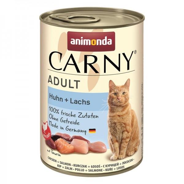 Animonda Cat Dose Carny Adult Huhn & Lachs 400g
