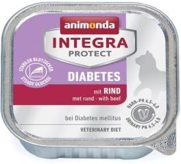 Animonda Cat Schale Integra Protect Diabetes mit Rind 100g