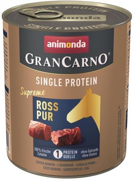 Animonda Dog Dose GranCarno Adult Ross pur 800g