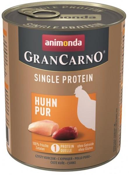Animonda Dog Dose GranCarno Adult Huhn pur 800g