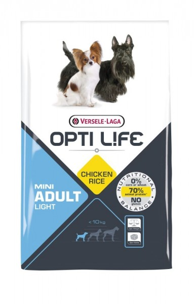Opti Life Adult Light Mini 7,5kg