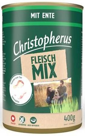 Christopherus Fleischmix - mit Ente 400g-Dose