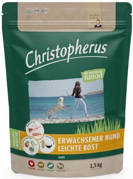 Allco Christopherus Leichte Kost Geflügel, Reis & Gerste 1,5kg