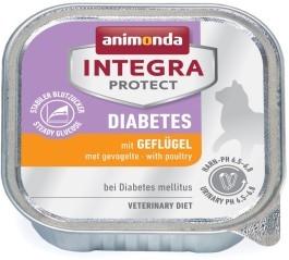 Animonda Cat Schale Integra Protect Diabetes mit Geflügel 100g