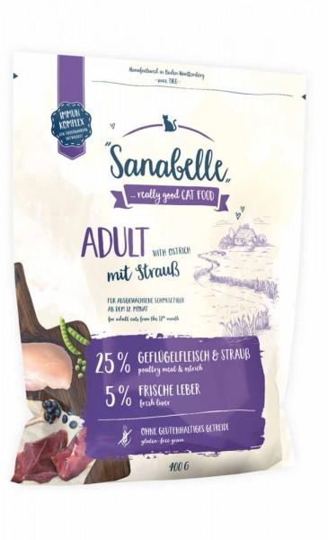 Sanabelle Adult Strauß 400 g