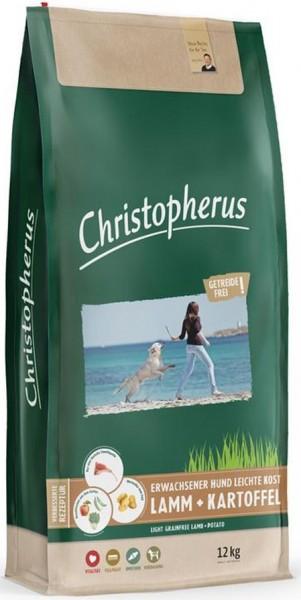 Christopherus Erwachsener Hund Getreidefrei Leichte Kost