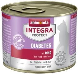 Animonda Cat Dose Integra Protect Diabetes mit Rind 200g