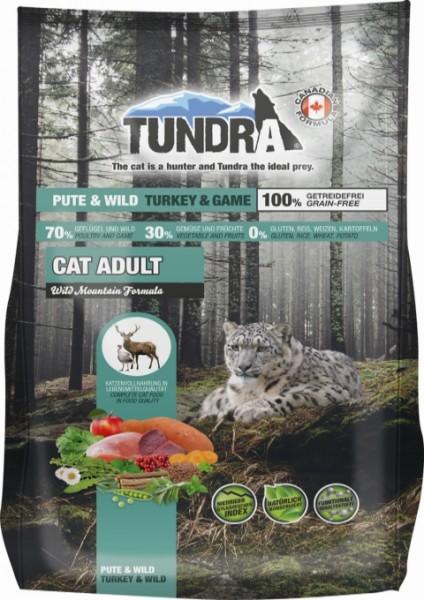 Tundra Cat Turkey+Game 1,45kg Trockenfutter