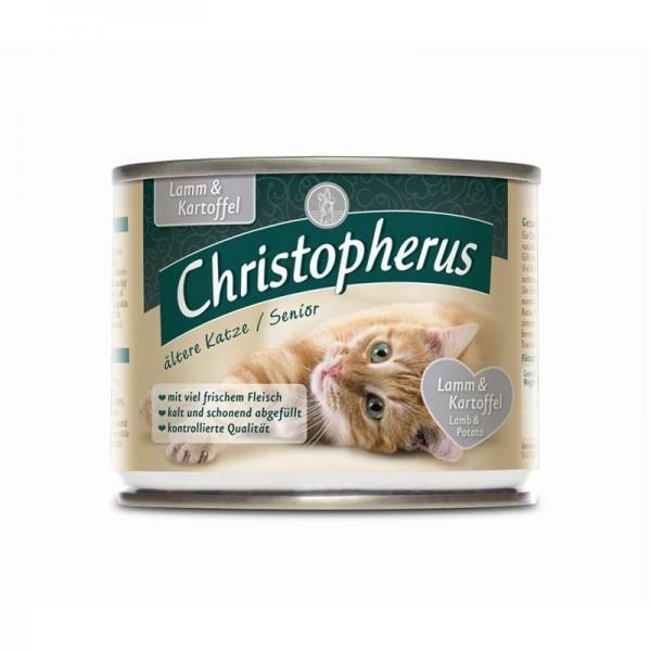 Allco Christopherus Ältere Katze Lamm & Kartoffel 200g