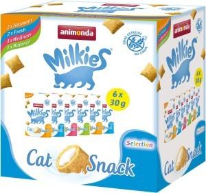 Animonda Snack Milkies 6er Multipack