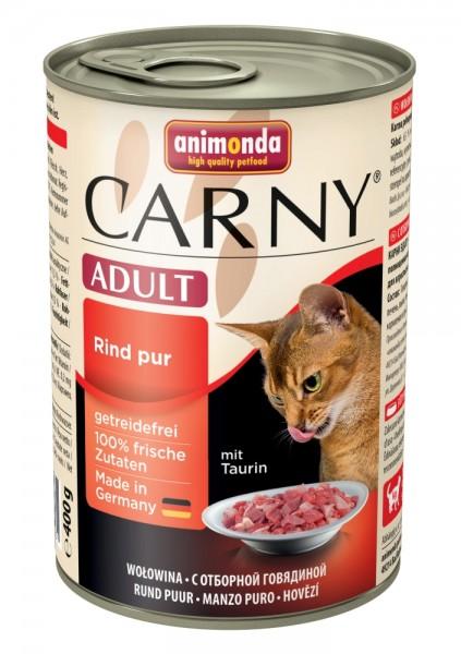 Animonda Cat Dose Carny Adult Rind pur 400g