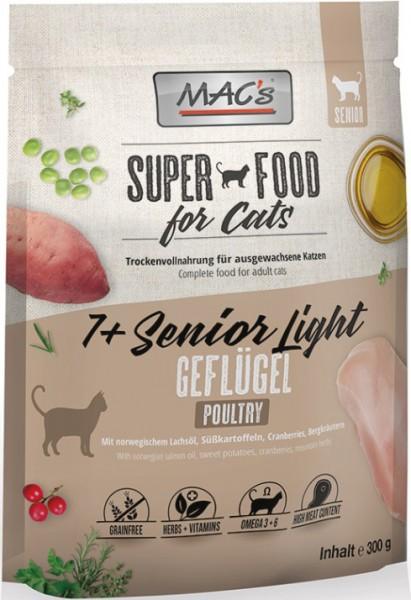 Macs Cat 7+ Senior/Light 300g