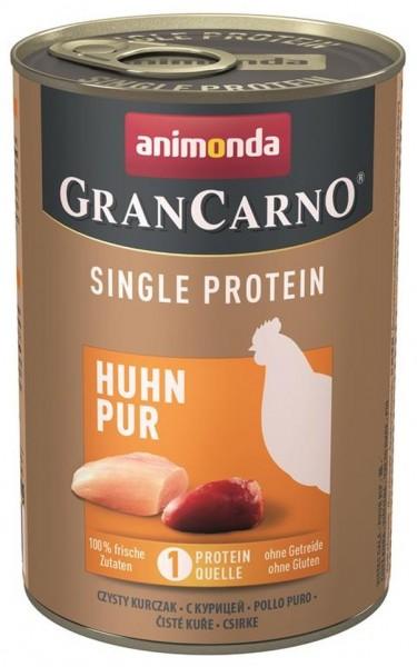 Animonda Dog Dose GranCarno Adult Huhn pur 400g