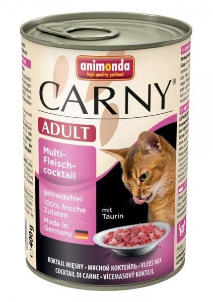 Animonda Cat Dose Carny Adult Multi-Fleischcocktail 400g