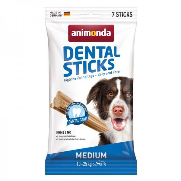 Animonda Dog Snack Dental Sticks Medium 7 Stk. 180 g