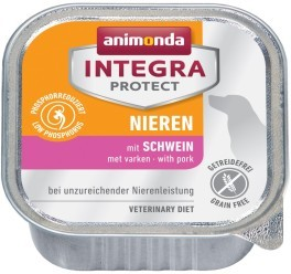 Animonda Dog Schale Integra Protect Niere Schwein 150g