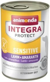 Animonda Dog Dose Integra Protect Sensitiv Lamm & Amaranth 400g