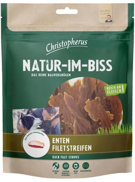 Christopherus Snack Entenfiletstreifen 300g