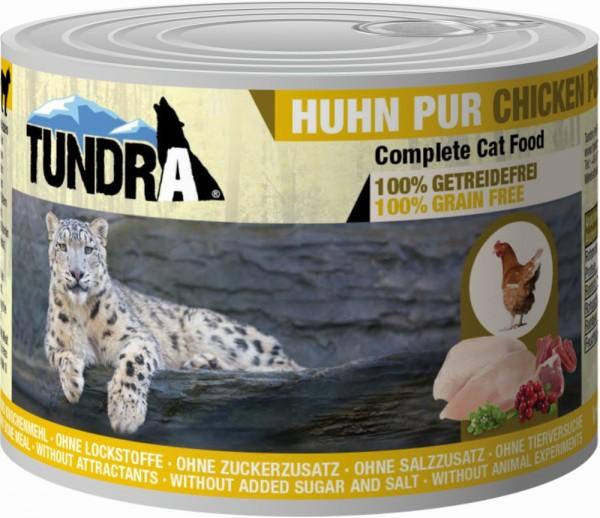 Tundra Cat Huhn Pur 200g Dose