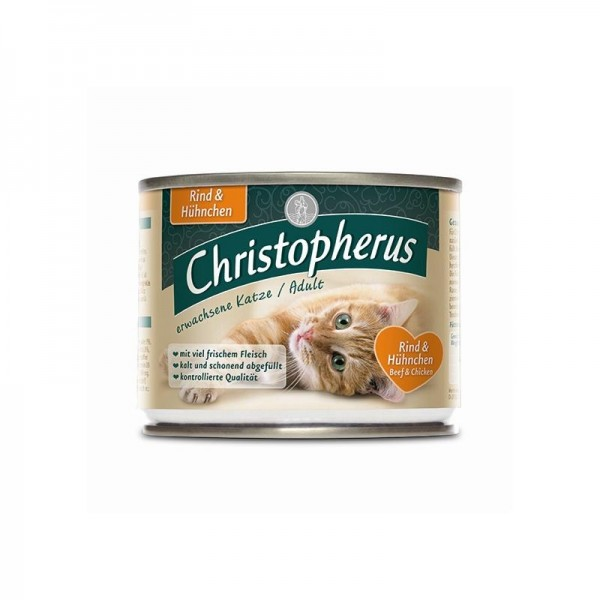 Allco Christopherus Rind & Hühnchen 200g