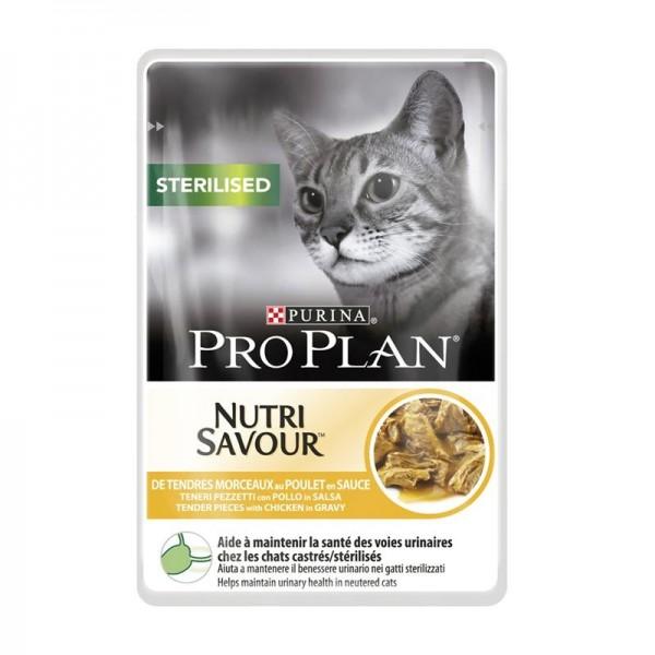 Pro Plan Cat Sterilised Chicken 85g