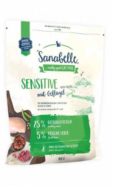 Sanabelle Sensitive Geflügel 400 g