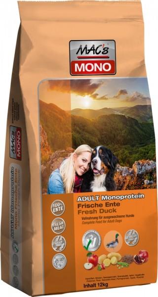 Macs Dog Mono Ente 12kg