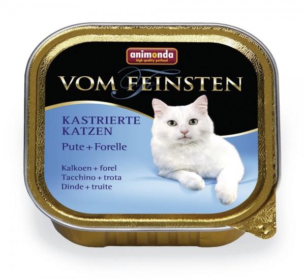 Animonda Cat Vom Feinsten Mildes Menue Pute & Forelle 100g