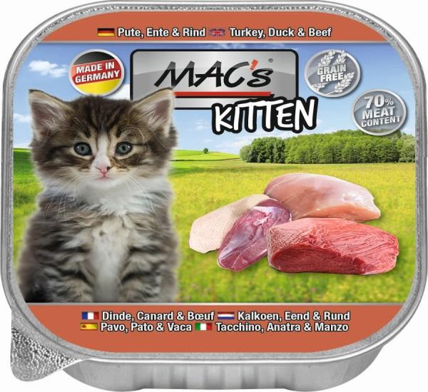 Macs Cat Kitten Pu,En,Ri 85gS