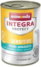 Animonda Dog Dose Integra Protect Sensitiv Pferd & Amaranth 400g