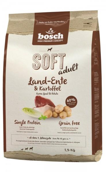 Bosch SOFT Land-Ente & Kartoffel 2,5 kg