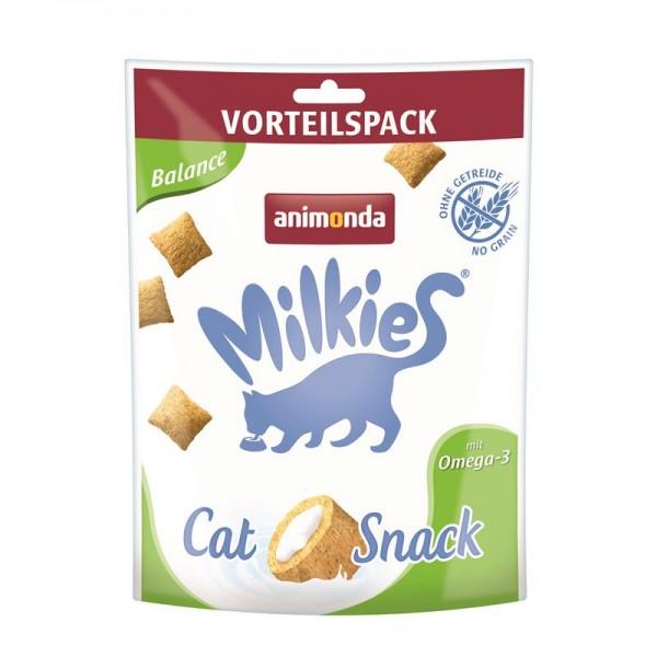 Animonda Snack Milkie Knusperkissen Balance 120g