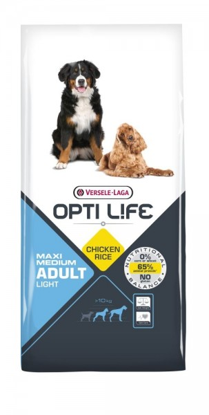 Opti Life Adult Light 12,5kg