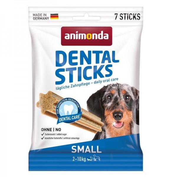 Animonda Dog Snack Dental Sticks Small 7 Stk. 110 g