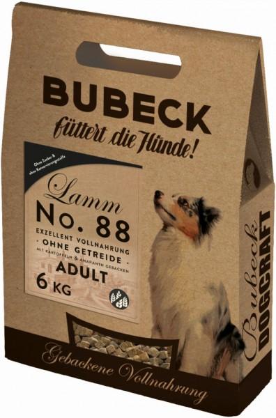 Bubeck No.88 Lamm, Kartoffel & Amaranth 6kg