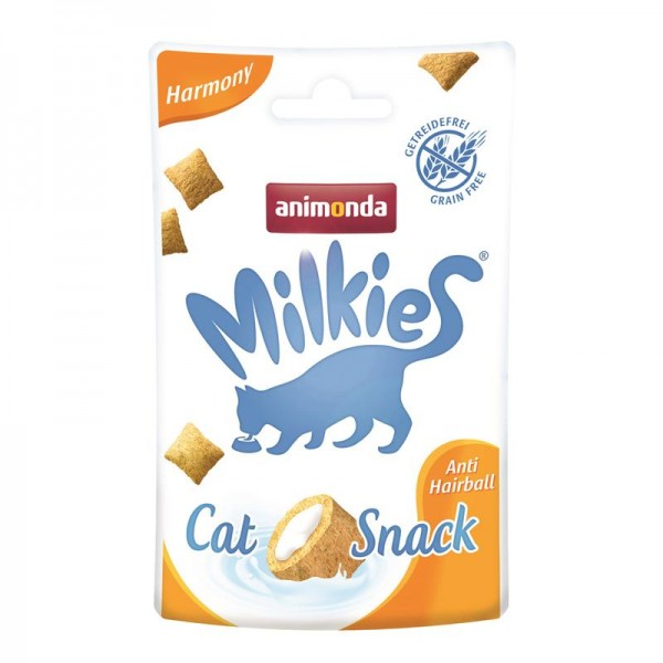 Animonda Snack Milkie Harmony Anti Hairball 30g