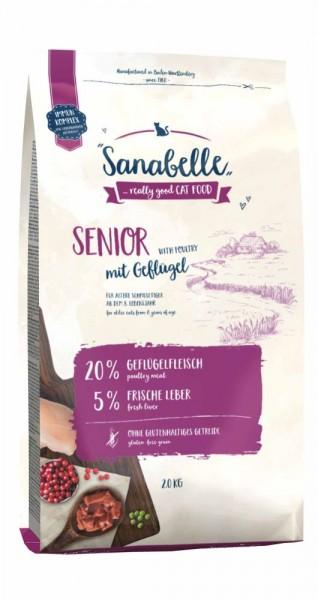 Sanabelle Senior 2 kg