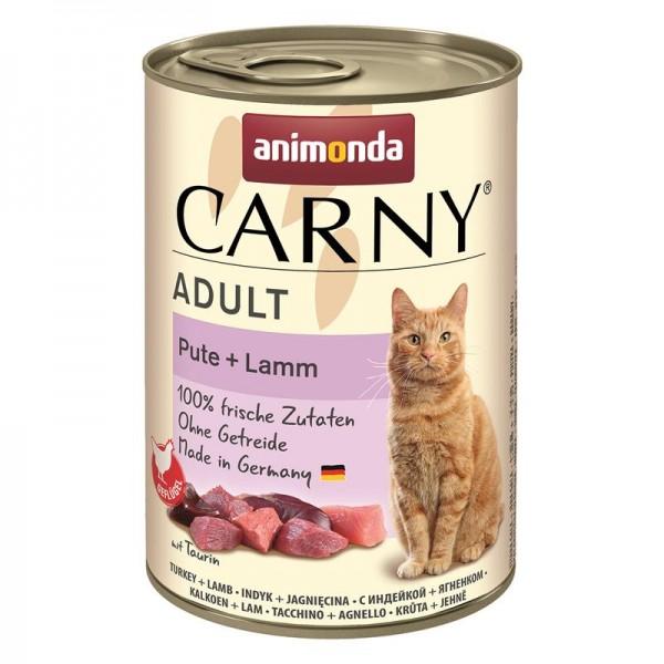 Animonda Cat Dose Carny Adult Pute & Lamm 400g
