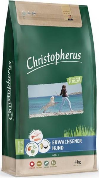 Allco Christopherus Älterer Hund Geflügel,Lamm, Ei & Reis 4kg