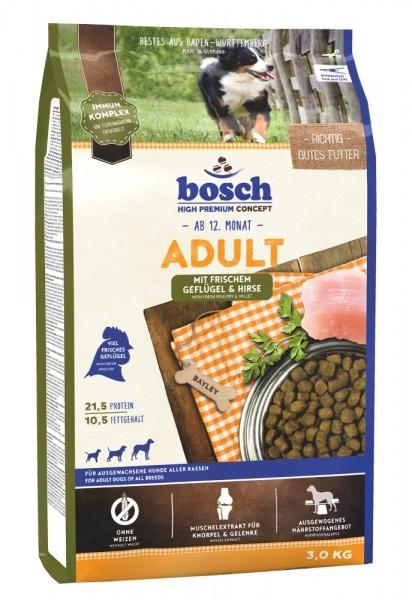 Bosch Adult Geflügel & Hirse 1 kg