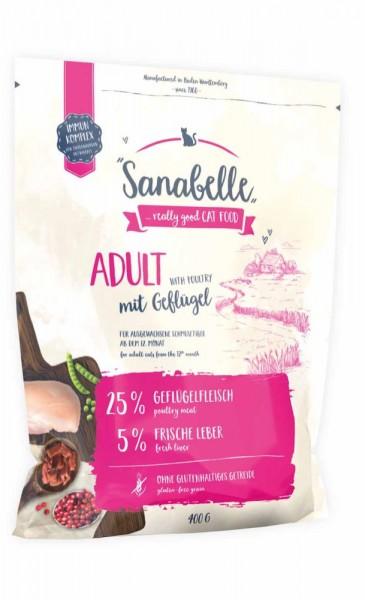 Sanabelle Adult Geflügel 400 g