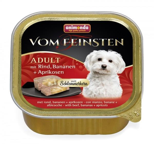 Animonda Dog Vom Feinsten Schlemmerkern mit Rind, Bananen & Aprikosen 150g