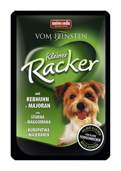 Animonda Dog Kleine Racker Rebhuhn & Majoran 85g Frischebeutel