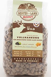 Bont Bestes vom Land mit Wild 1kg