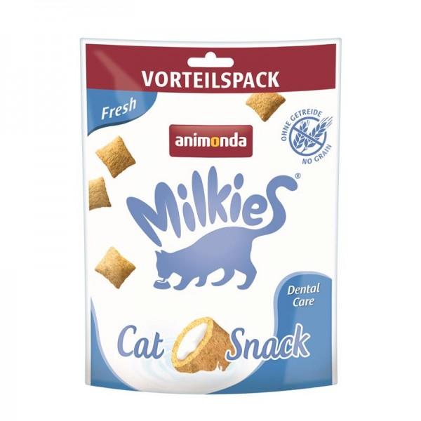 Animonda Snack Milkie Knusperkissen Fresh 120g